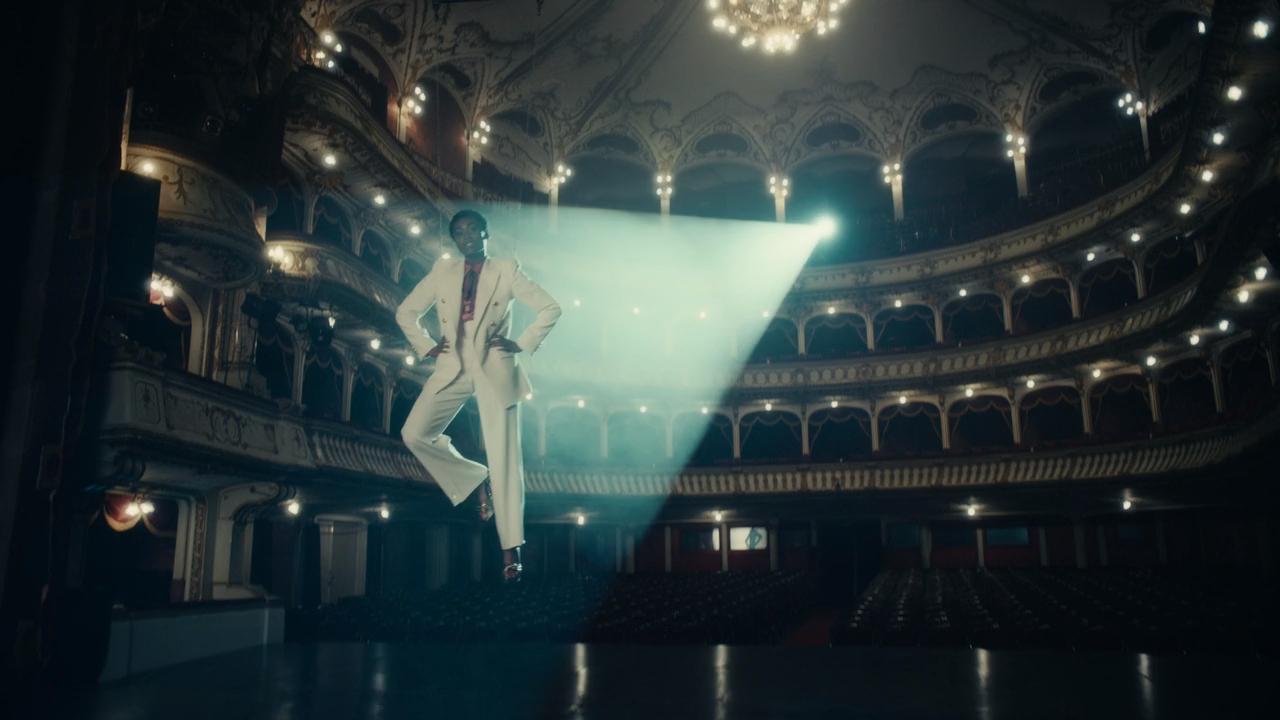 indoor person dance